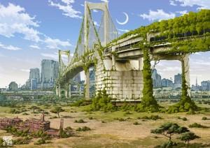 Tokyogenso: Post-Apocalyptic Tokyo