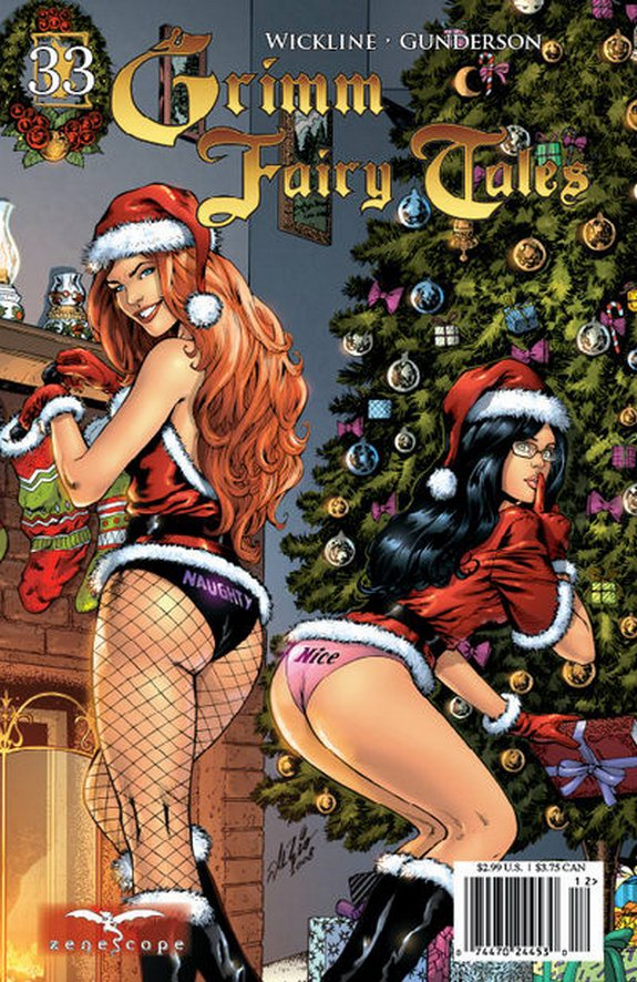 zenescope wishes you merry christmas 02 in Zenescope wishes you Merry Christmas