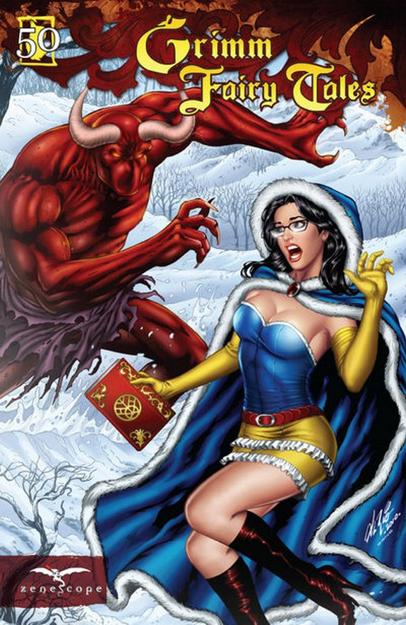 zenescope wishes you merry christmas 03 in Zenescope wishes you Merry Christmas