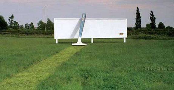 funniest advertisements 52 in The Funniest and Cleverest Advertisements Ever!