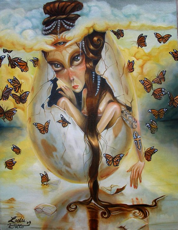 leslie ditto 04 in Amazing Paintings of Utmost Beauty