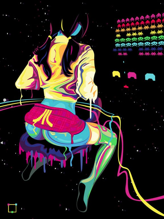 vector illustrations 06 in Awesome Vector Illustrations by Genaro De Sia Coppola