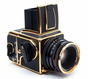 Hasselblad 30 Year Gold Exclusive