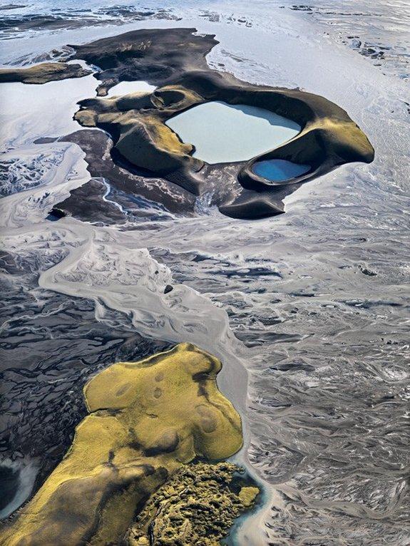 aerials series 14 in Aerials Series by Hans Strand