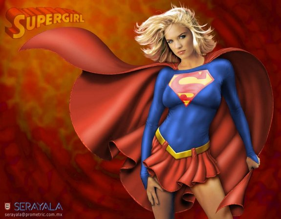 famous as super girls 02 in Famous Beauties as Super Girls