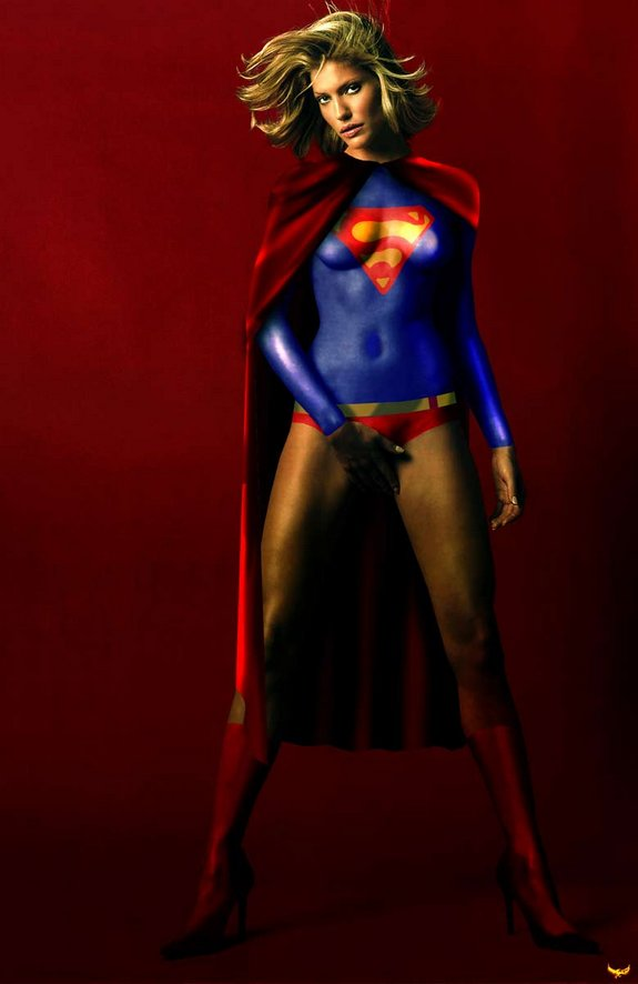 famous as super girls 24 in Famous Beauties as Super Girls