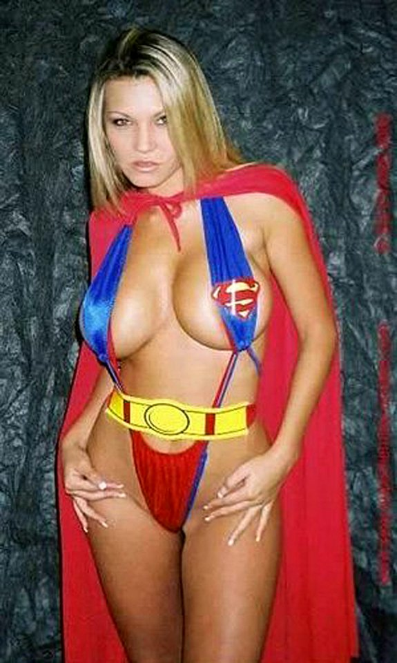 famous as super girls 25 in Famous Beauties as Super Girls