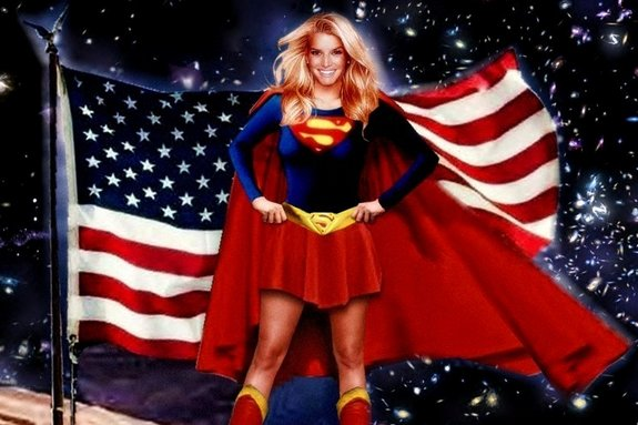 famous as super girls 30 in Famous Beauties as Super Girls