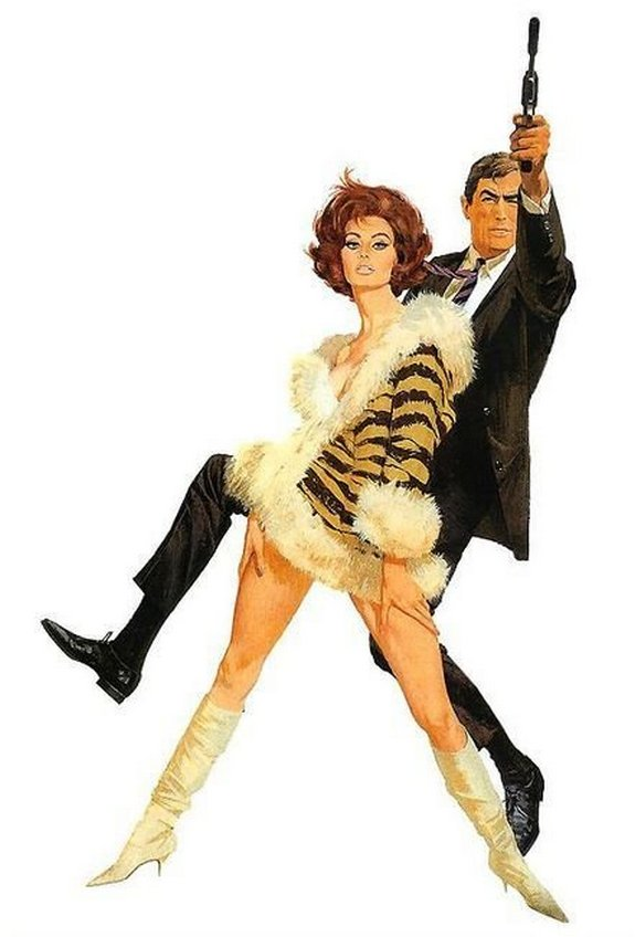 paintings by robert mcginnis 01 in Paintings by Robert McGinnis