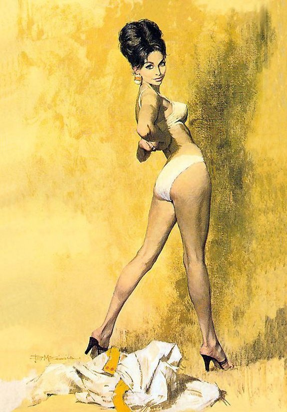 paintings by robert mcginnis 05 in Paintings by Robert McGinnis
