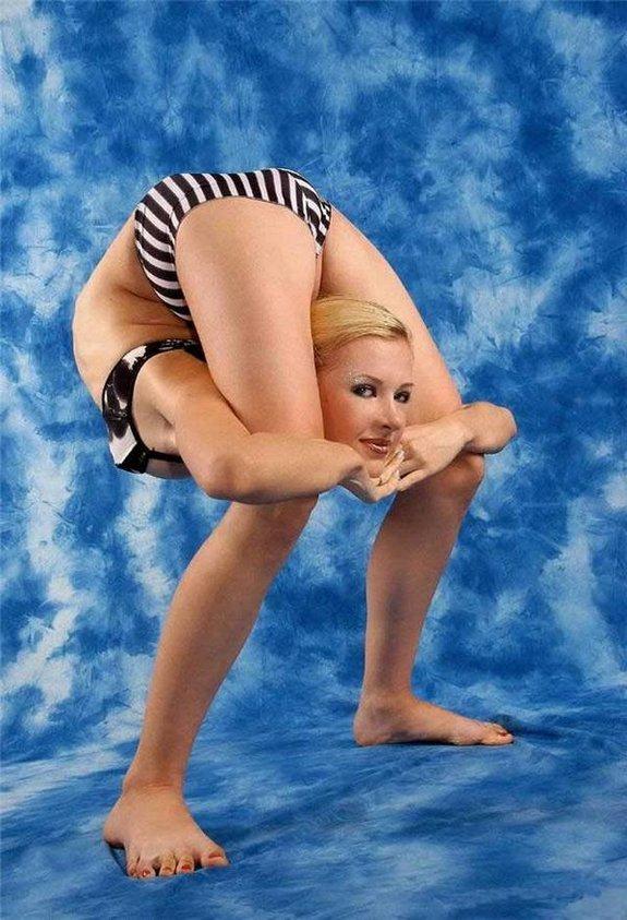 Stunningly Flexible Girls