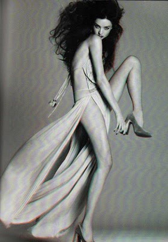 miranda kerr in 3d 06 in Steven Meisel Shoots Miranda Kerr in 3D