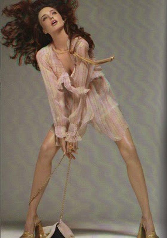 miranda kerr in 3d 12 in Steven Meisel Shoots Miranda Kerr in 3D