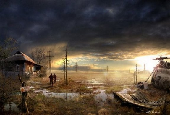 post apocalyptic world 11 in Realistic Post Apocalyptic World by Vladimir Manyuhin