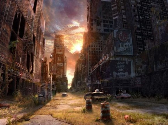 post apocalyptic world 17 in Realistic Post Apocalyptic World by Vladimir Manyuhin