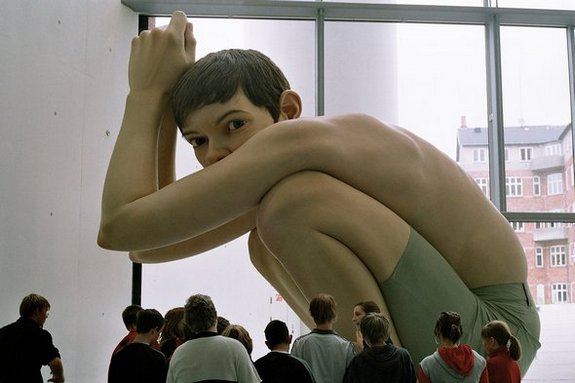 Extra-Ordinary Realistic Sculptures