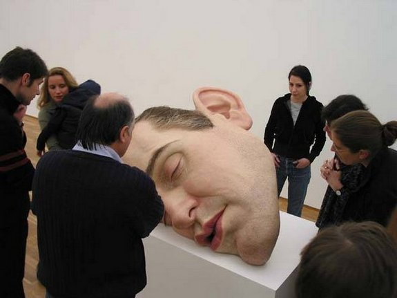 realistic sculptures 17 in Extra Ordinary Realistic Sculptures