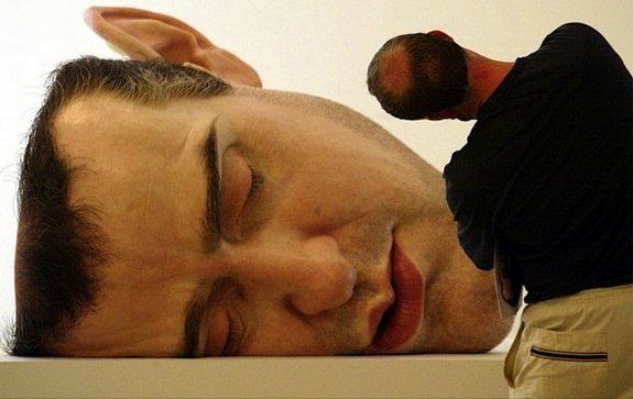 realistic sculptures 19 in Extra Ordinary Realistic Sculptures