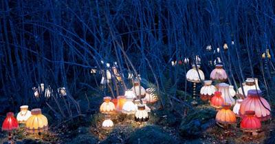 Rune Guneriussen: Landscape Lamps