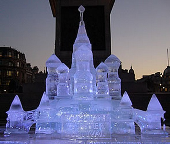captivating ice sculptures beyond your imagination 07 in Top 10 Most Imaginative Ice Sculptures