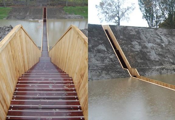 moses bridge astonishingly splits water 06 in Moses Bridge Astonishingly Splits Water