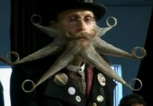 10 Most Unusual Beards You'll Ever See
