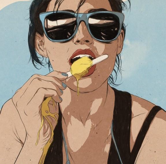 portfolio of matthew woodson 21 in Colorful Illustrations by Matthew Woodson