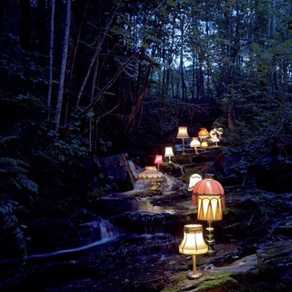rune guneriussen landscape lamps 01 in Rune Guneriussen: Landscape Lamps