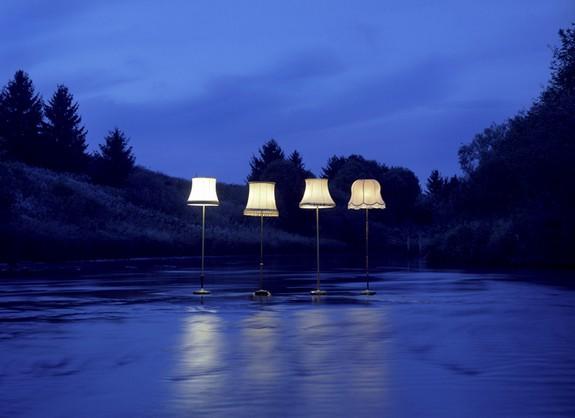 rune guneriussen landscape lamps 05 in Rune Guneriussen: Landscape Lamps