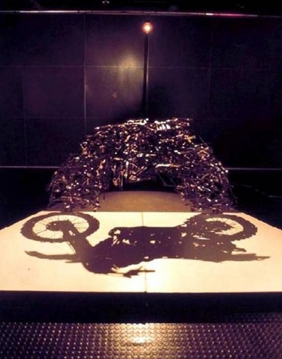 stunning works fukuda 03 in Shadow Sculpting Illusions: Stunning Works of Fukuda