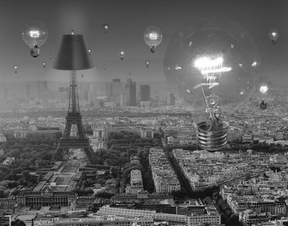 whimsically surreal photo montages 04 in Whimsically Surreal Photo Montages by Thomas Barbéy