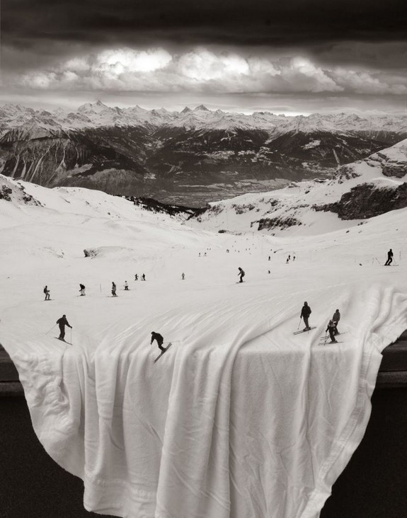 whimsically surreal photo montages 06 in Whimsically Surreal Photo Montages by Thomas Barbéy