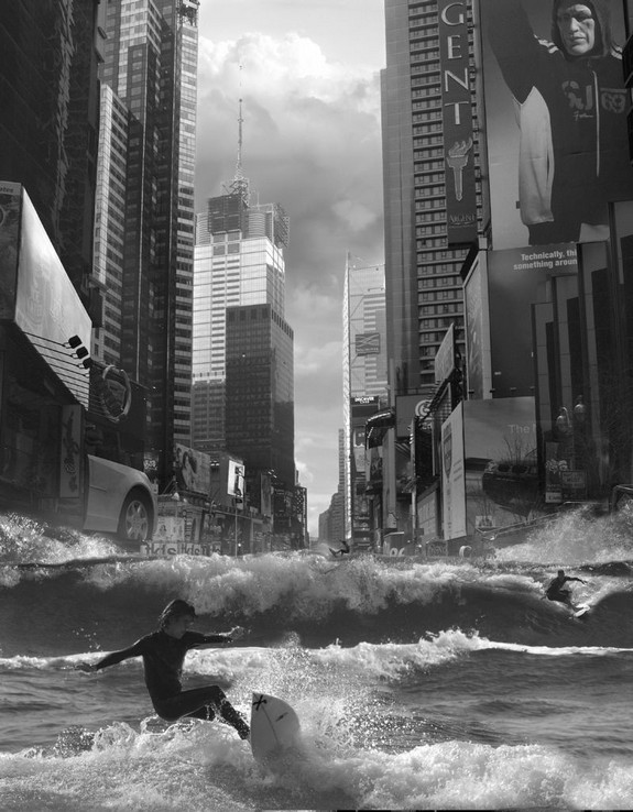 whimsically surreal photo montages 08 in Whimsically Surreal Photo Montages by Thomas Barbéy