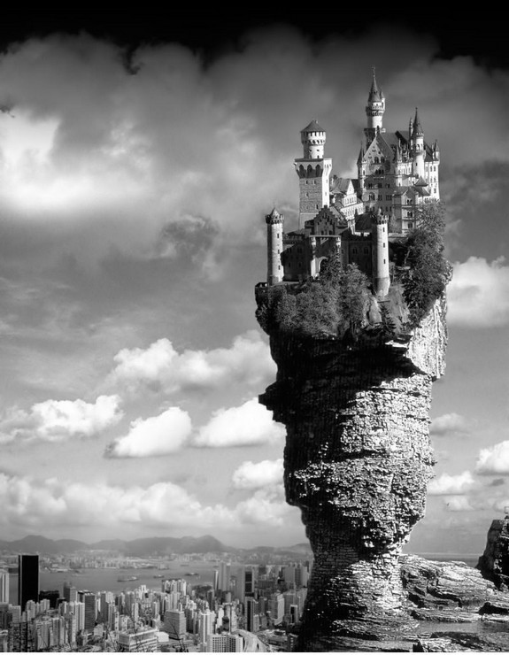 whimsically surreal photo montages 09 in Whimsically Surreal Photo Montages by Thomas Barbéy