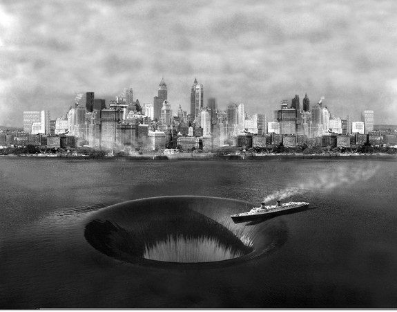whimsically surreal photo montages 10 in Whimsically Surreal Photo Montages by Thomas Barbéy