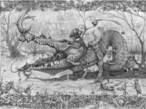 Adonna Khare and Her Magical Pencil