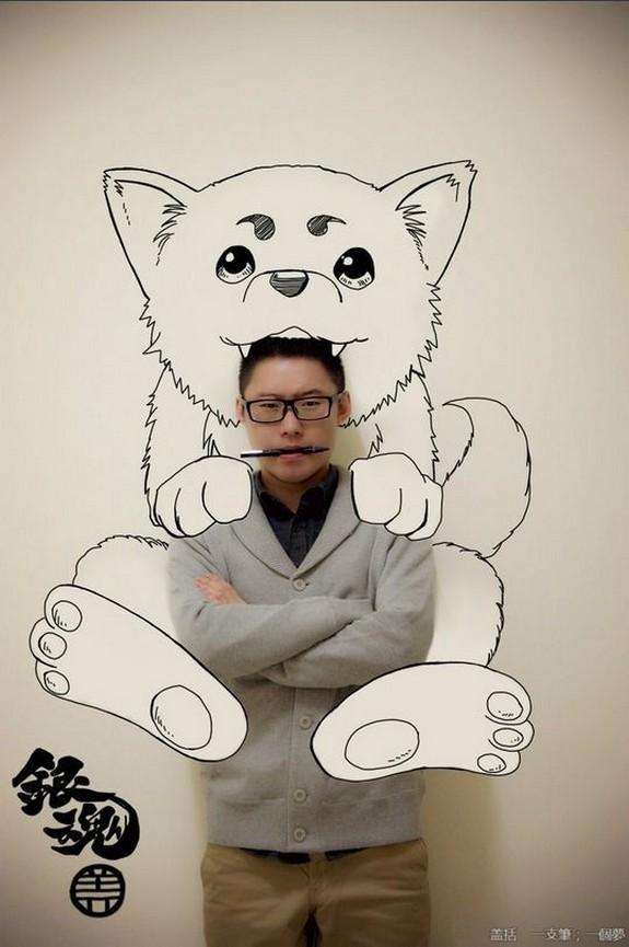 chinese manga fan 10 in Amazing Artwork by Chinese Manga Fan
