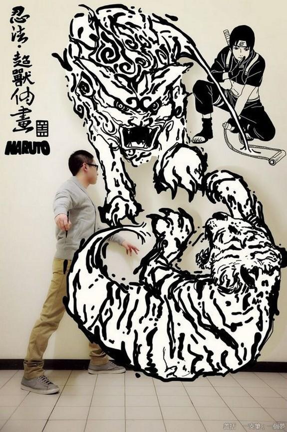 chinese manga fan 13 in Amazing Artwork by Chinese Manga Fan