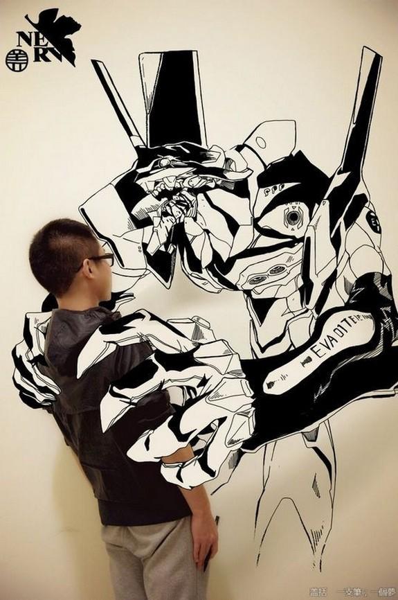 chinese manga fan 14 in Amazing Artwork by Chinese Manga Fan