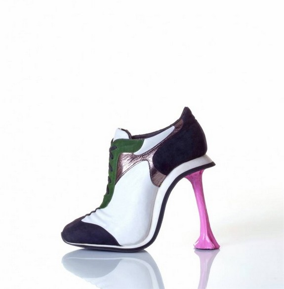 funkiest footwear designs 02 in 10 Funkiest Footwear Designs by Kobi Levi