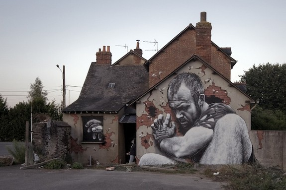 street art photos 01 in 20 Finest Examples of Street Art Around The Globe