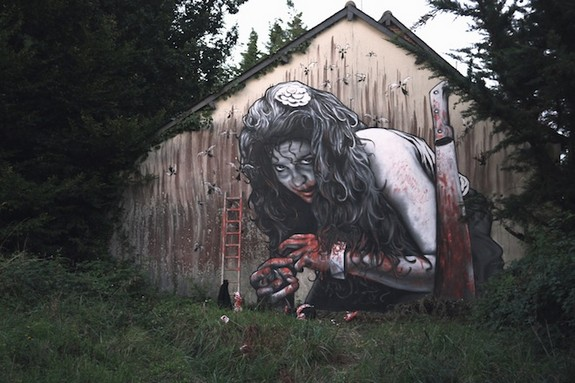 street art photos 02 in 20 Finest Examples of Street Art Around The Globe
