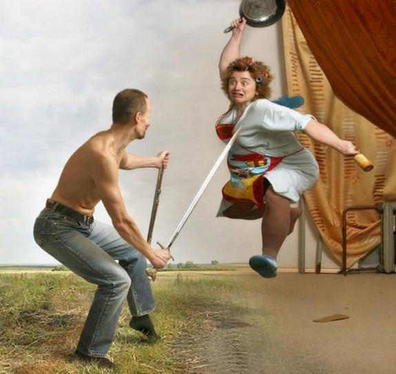 unusual photos by julia epsilon delta 03 in Fantasy vs Reality Photography