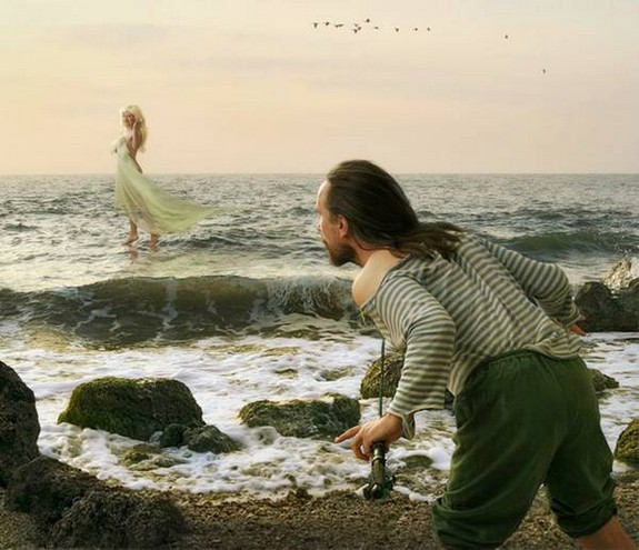 unusual photos by julia epsilon delta 08 in Fantasy vs Reality Photography
