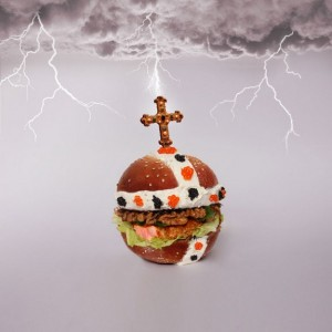 Wicked Burger Art