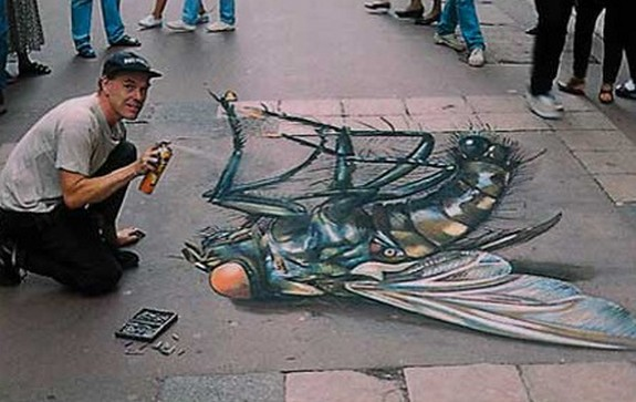amazing art 07 in 3D Street Art on the Pavements Around the World