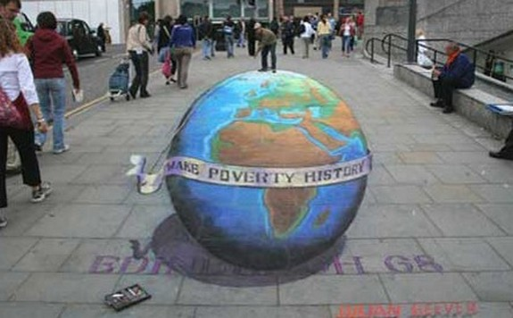 amazing art 11 in 3D Street Art on the Pavements Around the World