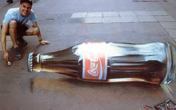 amazing art 13 in 3D Street Art on the Pavements Around the World