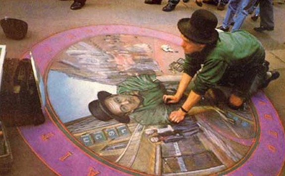 amazing art 16 in 3D Street Art on the Pavements Around the World