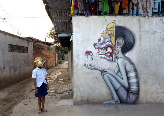 amazing examples of street art 04 in Top 10 Most Amazing Examples of Street Art